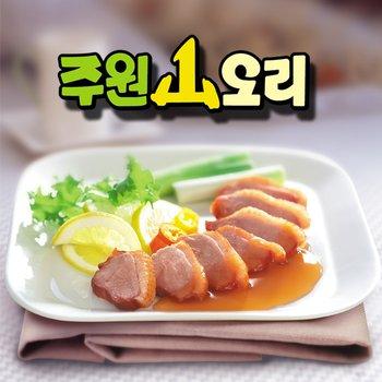 [하림]  미소오리훈제슬라이스200g10