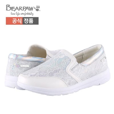 베어파우(BEARPAW) LITE TOAD WHITE LACE(womens) K3700084JA-W
