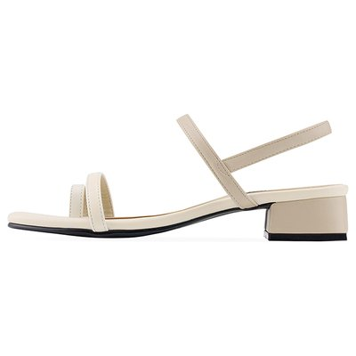 샌들 OS9080 Toe ring simply strap 아이보리