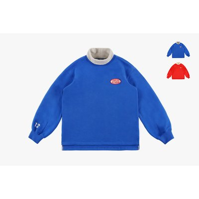 [50% SALE] Icebiscuit turtle neck sweatshirt