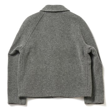Whitby Duffle GREY