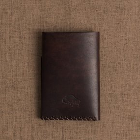 [에스라아서]No.2 Wallet - Malbec
