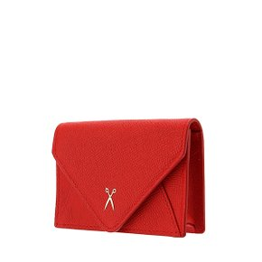 Easypass Amante Card Wallet With Chain Chroma Red(0JSL5CC40205F)