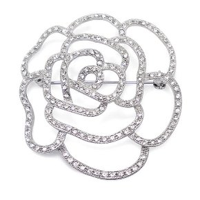 rose brooch_O10003A130