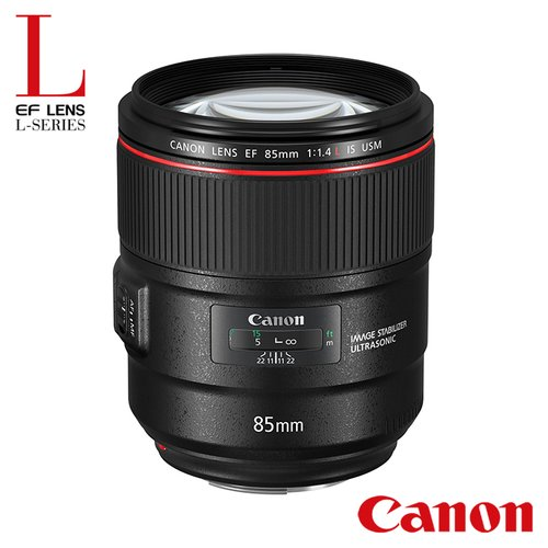 [정품] EF 85mm F1.4L IS USM + 포켓융
