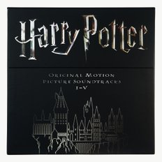 Harry Potter I-V Music From the Motion Picture (10LP)