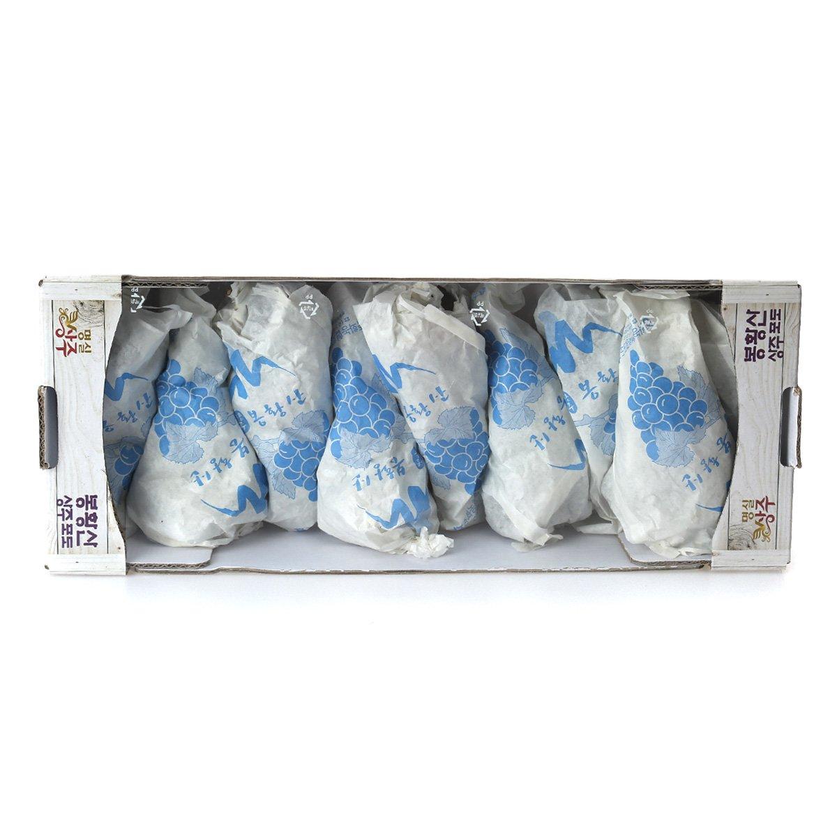 [국내산] 봉황산 상주포도 2.7kg/박스