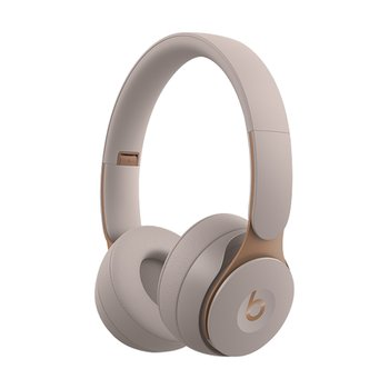 Beats Solo Pro Wireless Noise Cancelling 헤드폰 - 그레이(MRJ82ZP/A)