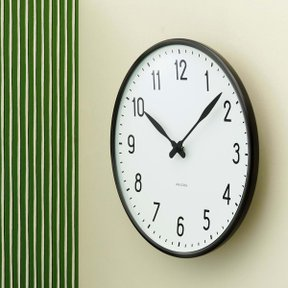 아르네야콥센 Wall Clock Station Ø21 (43633)