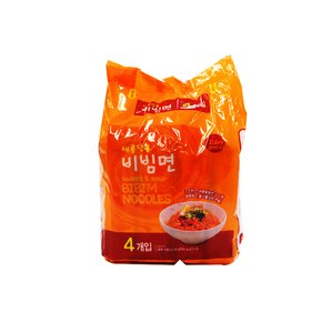 Easy meal 비빔면 130g*4입