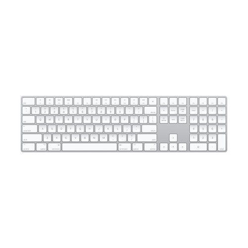 애플 Magic Keyboard with Numeric Keypad - 영어(MQ052KE/A)