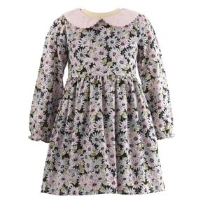 Daisy Peter Pan Collar Dress