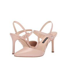 Emme Pointed Toe Pump Light Pink