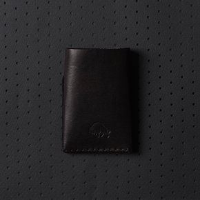 [에스라아서]No.2 Wallet - Jet Black