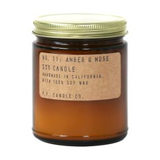 소이캔들 7OZ No.11 AMBER&MOSS