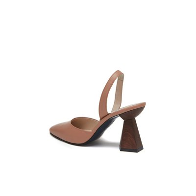 Hazel sling back(beige)_DG2DX19009BEE