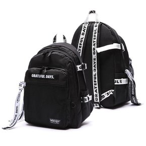 3D MESH BACKPACK M03 (WHITE BLACK)_(903179)