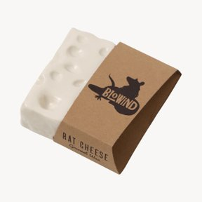 RAT CHEESE SURF WAX 140g