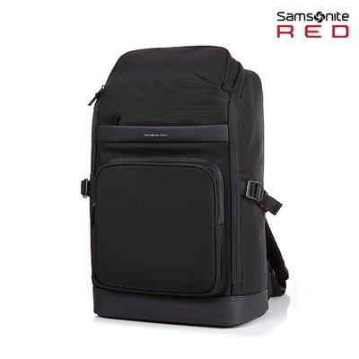 [쌤소나이트RED] GALBRAITH BACKPACK BLACK DN609001