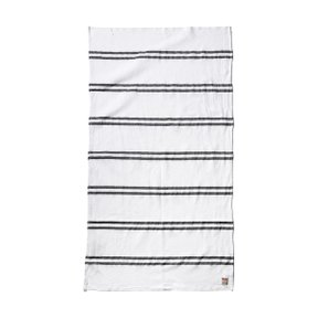 BATH TOWEL Large Narrow Stripe