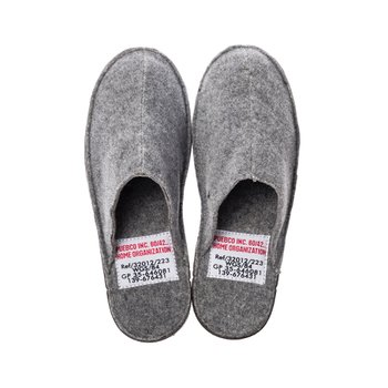 SLIPPER Small Light Gray