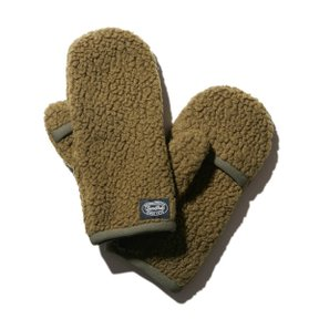 스노우피크 Thermal Boa Fleece Handwarmer olive