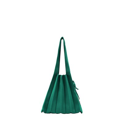 [조셉앤스테이시] Lucky Pleats Knit S Jelly Green