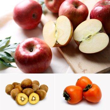 [과일연가][과일연가] 대봉시 4kg내외, 청송사과, 골드키위