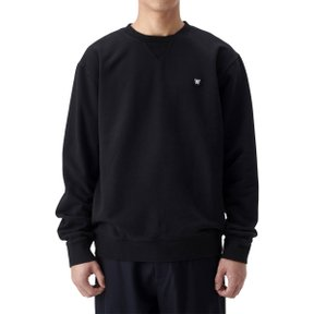 TYE SWEATSHIRT BLACK