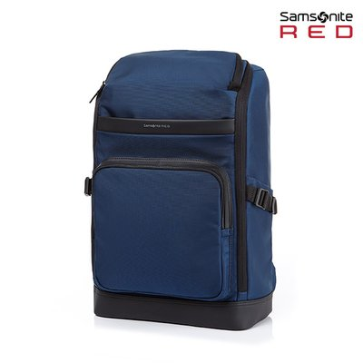 [쌤소나이트RED] GALBRAITH BACKPACK BLUE DN601001