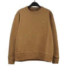 FAIRVIEW FACE 남녀공용 스웨트셔츠 2HL173 CARAMEL BROWN [ANC128ca]