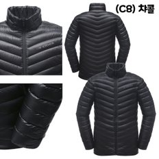 [18FW] NILUS (닐러스) α SLIM DOWN JACKET / DMW18501 (2COLOR)