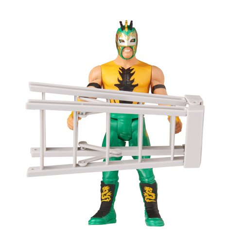 WWE Kalisto with ladder