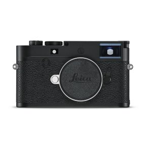 [본사직영] LEICA M10-P, black chrome finish