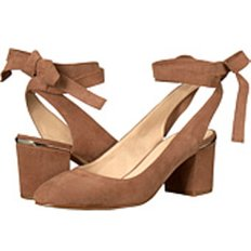 Andrea Natural Suede