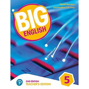 Big English 5 Teacher`s Edition (Paperback/2nd Edition)
