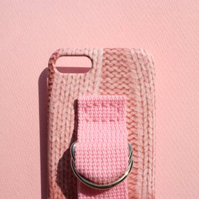 SUN CASE SWEATER LIGHT PINK LIGHT BLUE