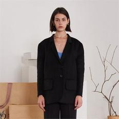 [써틴먼스] HANDMADE WOOL JACKET BLACK (3638097)