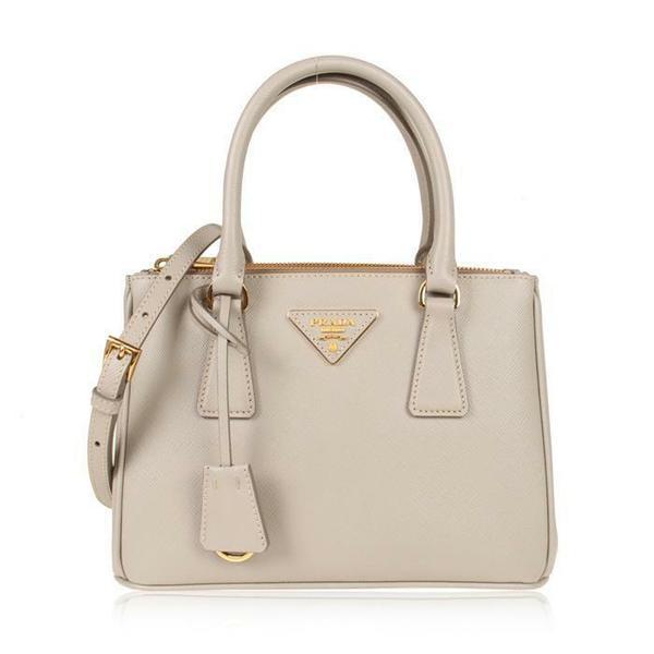 9c890246090 Prada Saffiano Lux Galleria Shopping Bag 25cm 1BA896 NZV F0D32 ...
