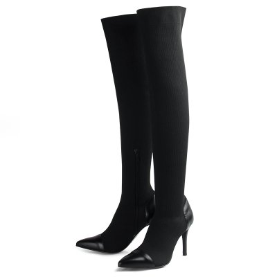 Thigh high boots_Coll Rb1855_8/9cm
