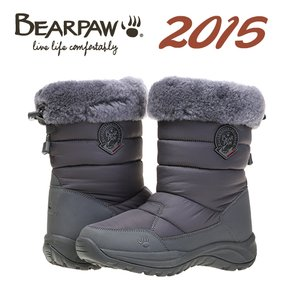 베어파우(BEARPAW) GODETIA CHARCOAL(womens) K460049GD-W