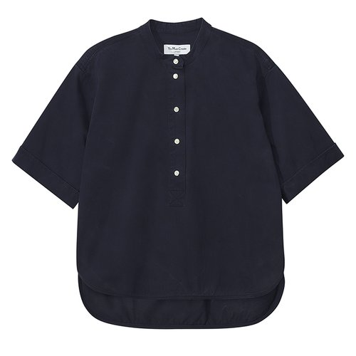 ★30%OFF★본사정품 Manon Shirt (NVY) AYMF1932MAO-NVY