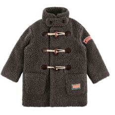 Dumble fur duffle coat BP8417375