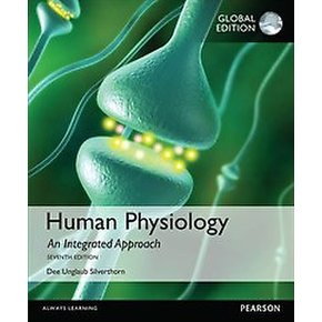 Human Physiology: An Integrated Approach, Global Edition (Paperback/ 7th Ed)