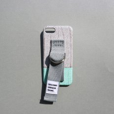 SUN CASE SWEATER GREY MINT