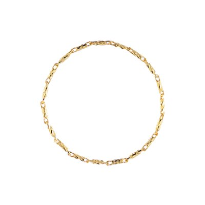 루메 옐로 링, Lume Yellow Ring, 14k yellow gold