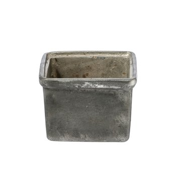 ALUMINIUM POT SMALL