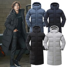 [18FW 이월] STELOL GOOSE (스테롤 구스) α LONG DOWN JACKET / DMW18521 (4COLOR)