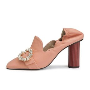 [시흥점] [~80%off, ~9/13] [시흥점] Jewellery buckle pumps(pink) DG1BX18019PIK