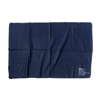 FELTED BLANKET Navy